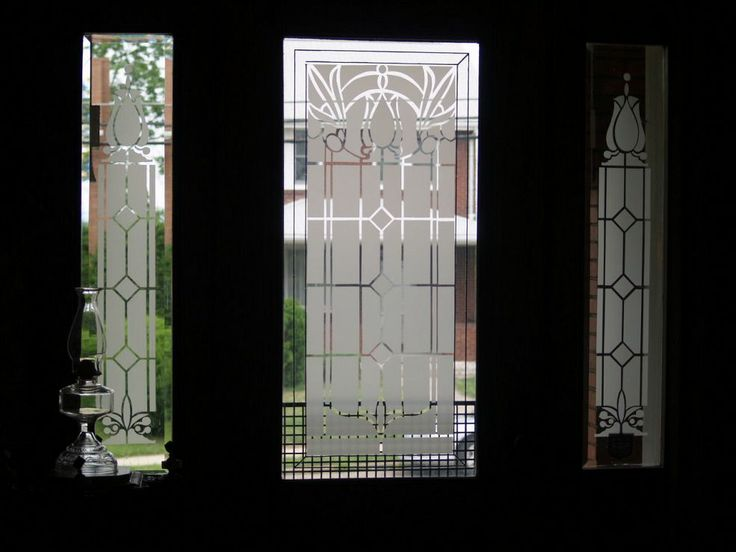 61 Best Crafts Faux Etched Amp Stained Glass Images On