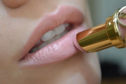 YSL Rouge Volupte - love this color