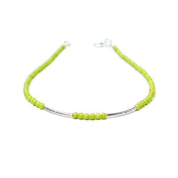 Collana di giada colorata verde collana di elettrarossa su Etsy