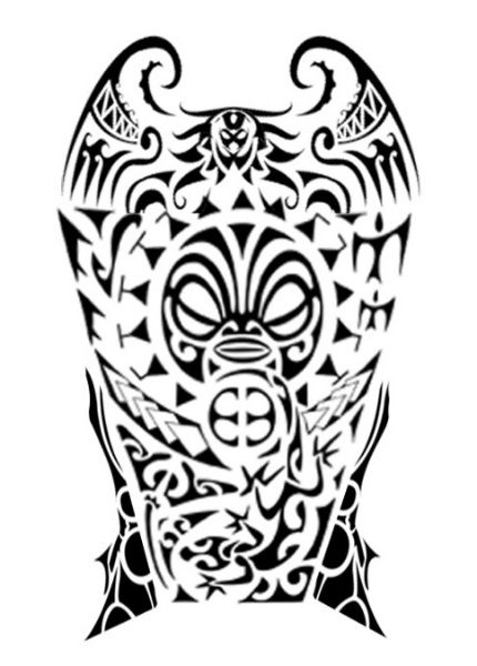 Polynesian Symbols Meanings | compolynesian tattoo ...  Polynesian Symb...