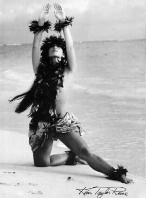 Kim Taylor Reece's 'kilakila' - for my dad. the ancient dance of Hawaii.