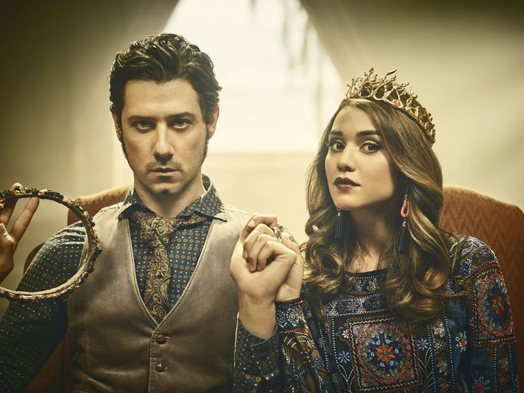 The Magicians (TV Series 2015– ) on IMDb: Movies, TV, Celebs, and more...