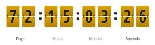 #FREEbies  Free WordPress countdown timer plugin for self-hosted wordpress-powered sites or blog! Download now! http://dealfuel.com/seller/wordpress-countdown-timer-plugin/