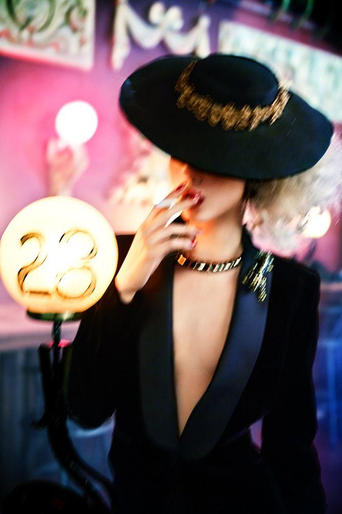 An Unconventional Mood, Ellen Von Unwerth   Line Brems, Vogue Italy 2015…