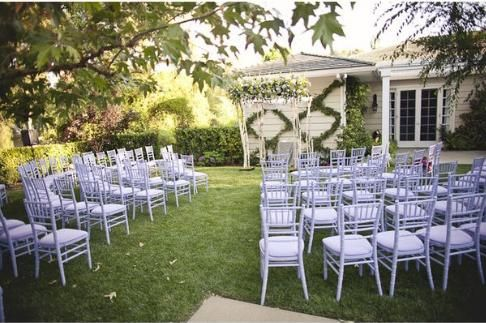 14 Best Images About Small Backyard Wedding On Pinterest