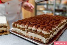 Ciasto Tiramisu - BEZ PIECZENIA - Swiatciast.pl