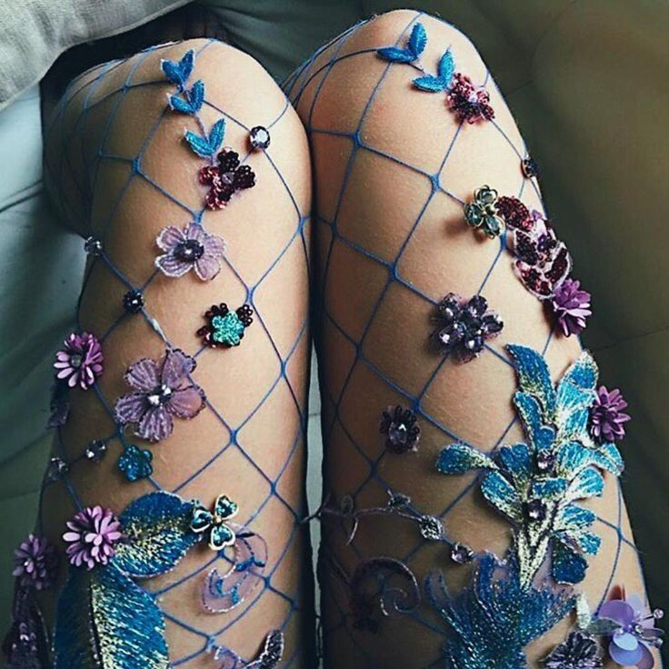 Lirika Matoshi Designs The Tights Instagram Loves
