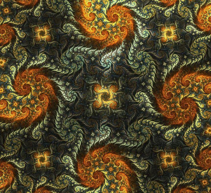 floral vortex by cyberxaos on DeviantArt
