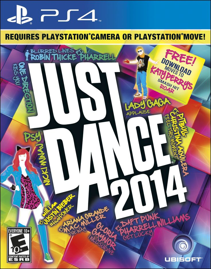 I want this for Casey - Amazon.com: Just Dance 2014 - PlayStation 4: Video Games