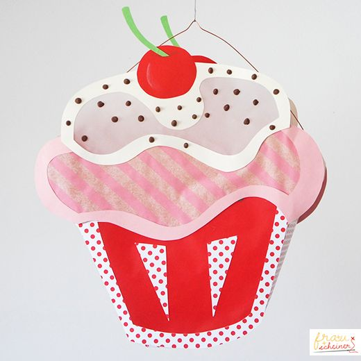 Meine-Laternen-Werkstatt---diy-basteln-Lichterfest_Muffin-Cupcake-suesse-Verfuehrung,  diy, basteln, st. martin, Laternenumzug