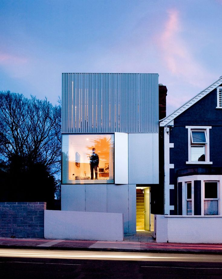 Superb Grangegorman Residence By ODOS Architects Good Ideas