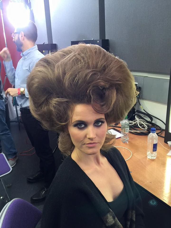 Big hair don't care!
