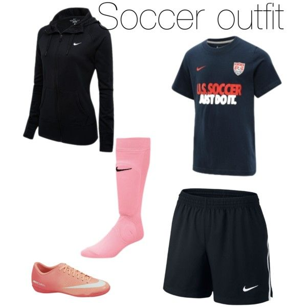 Soccer outfit by klrdance