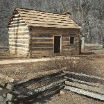 Abraham Lincoln birthplace Natl Park, KY Was there with Reggie, Carolyn  Tawny Attebury
