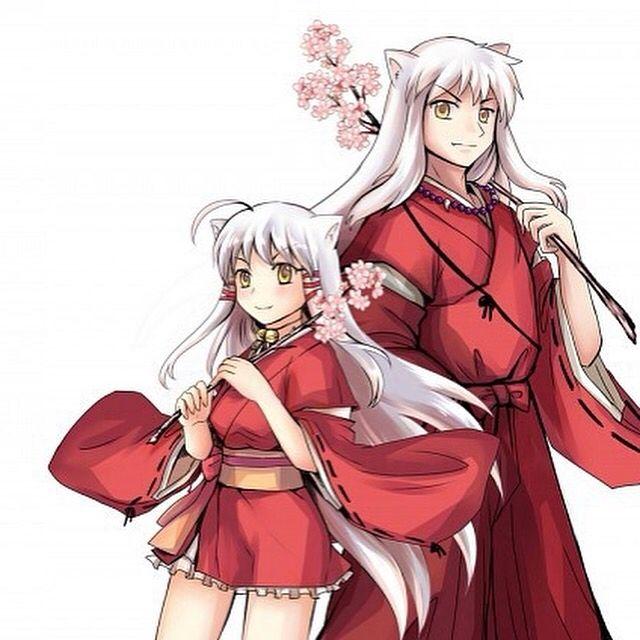 Fem Inuyasha: Inuyasha, Anime, Manga Anime