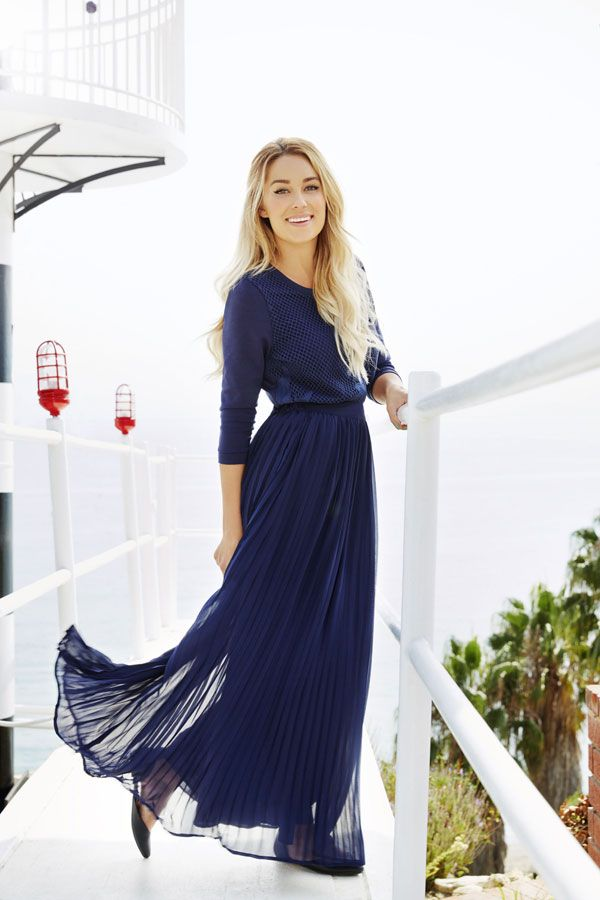 Lauren Conrad's collection for Kohls. Need that skirt!