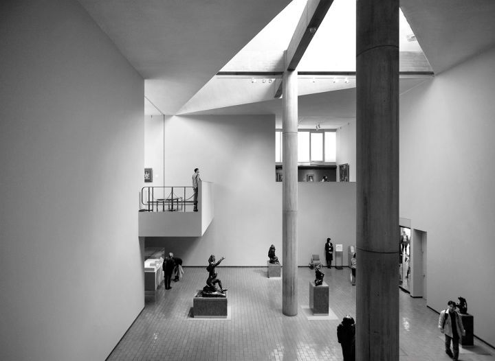 Le Corbusier, Xia Zhi · The National Museum of Western Art. Tokyo · Divisare
