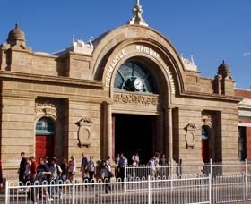 Places - Fremantle Train Station, Australia. Each time I visit Perth, I never fail to ride the train to Fremantle for lunch at Kailis! Places I have been