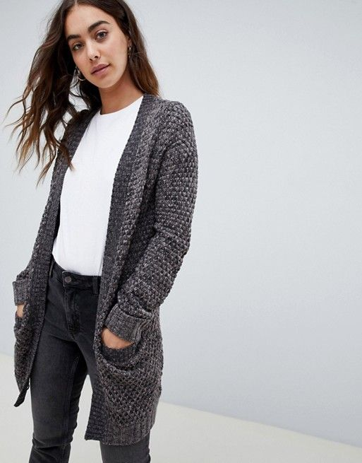 51bd03868e Vero Moda Chunky Knitted Cardigan