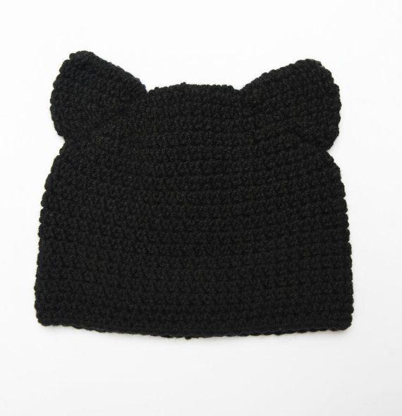 /Oso Negro Sombrero Animal/ /Comercio Justo/