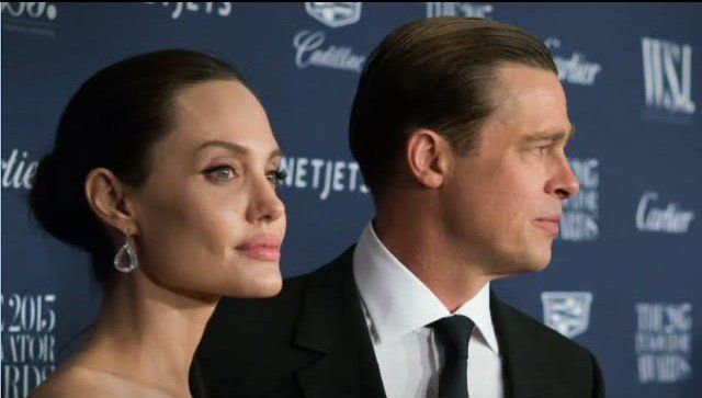 """Story: The BlockBuster Break-up: 'Brangelina' Tandem is No More as Jolie, Pitt End Marriage - by Mina Fabulous - The World Stunned by Pitt-Jolie Split The world was shocked by the latest news that Hollywood power couple Brad Pitt and Angelina Joilie are ending their marriage, ending the popular """"Brangelina"""" tandem.  The news made headlines around the world and stirred speculation about the cause of the... #Features"""