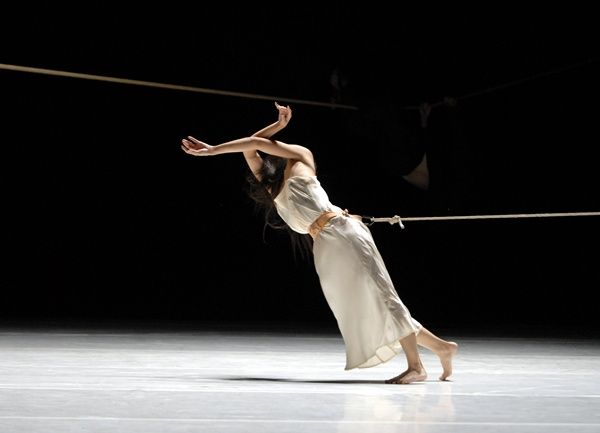 Pina Bausch is one of my favourite choreographers ! Her work inspires me and helps me to find new ways of moving !