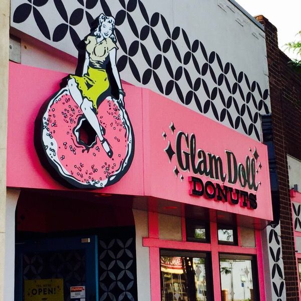 Love Donuts? Glam Doll Donuts You Must Try.