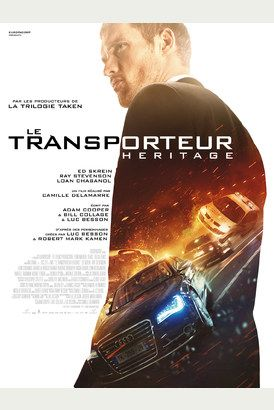 Le transporteur : Héritage (8/10)