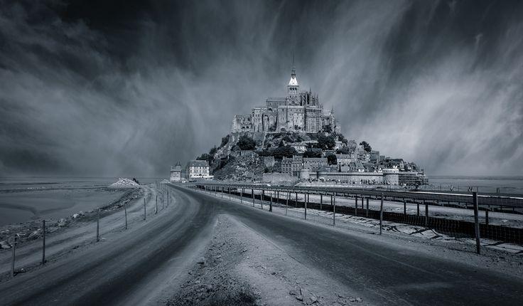 Le Mont St. Michel by Arjen Dijk on 500px