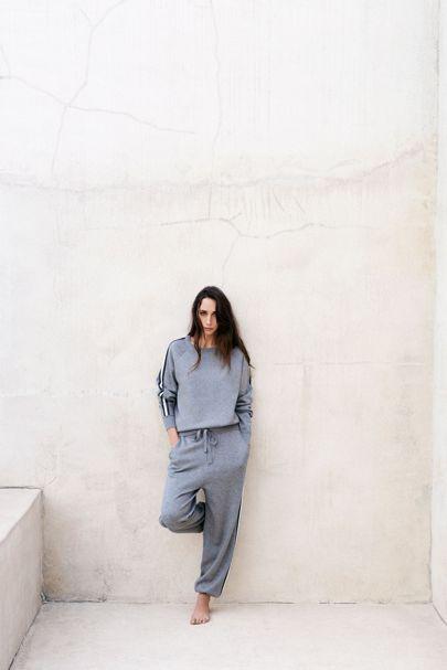 Olivia Von Halle Luxury Pyjama Label Launches Tracksuits | British Vogue