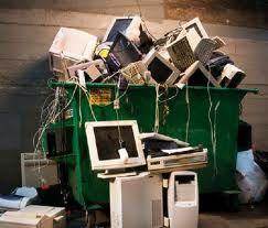 La basura electronica y consecuencias