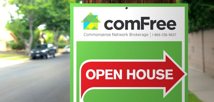 ComFree Commonsense Network Brokerage   Sell your home and save thousands of dollars in commission