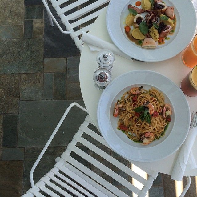 Enjoy #AnemiHotel's dishes! #Gastronomy #Folegandros Photo credits: @wliao54