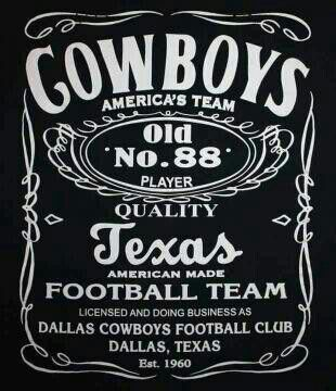 Dallas Cowboys I want this on a tshirt. :-)