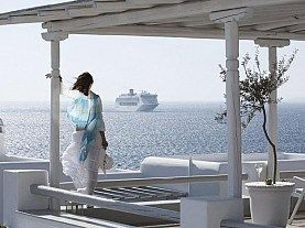 Charter Mykonos - Hotel Porto Mykonos 4*+   Charter