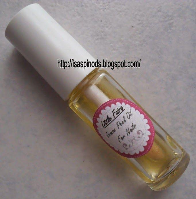 Little Fairy: DIY Lemon Peel Oil - Aceite de Cascara de Limón