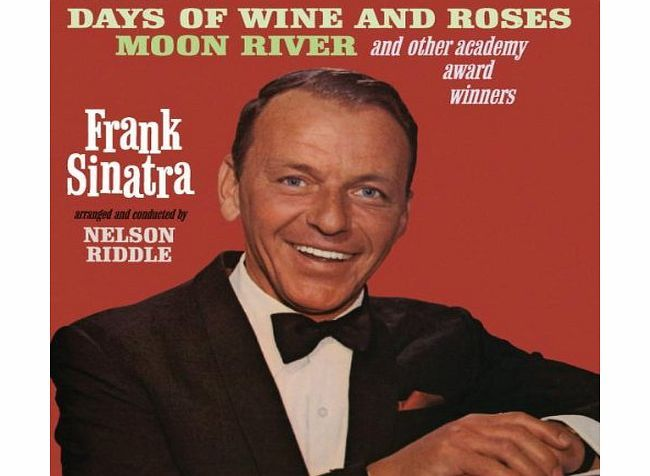 FRANK SINATRA ENTERP Days of Wine and Roses, Moon River and Other Academy Award Winners brand new unplayed (Barcode EAN = 0602527199955). http://www.comparestoreprices.co.uk/rose-wine/frank-sinatra-enterp-days-of-wine-and-roses-moon-river-and-other-academy-award-winners.asp