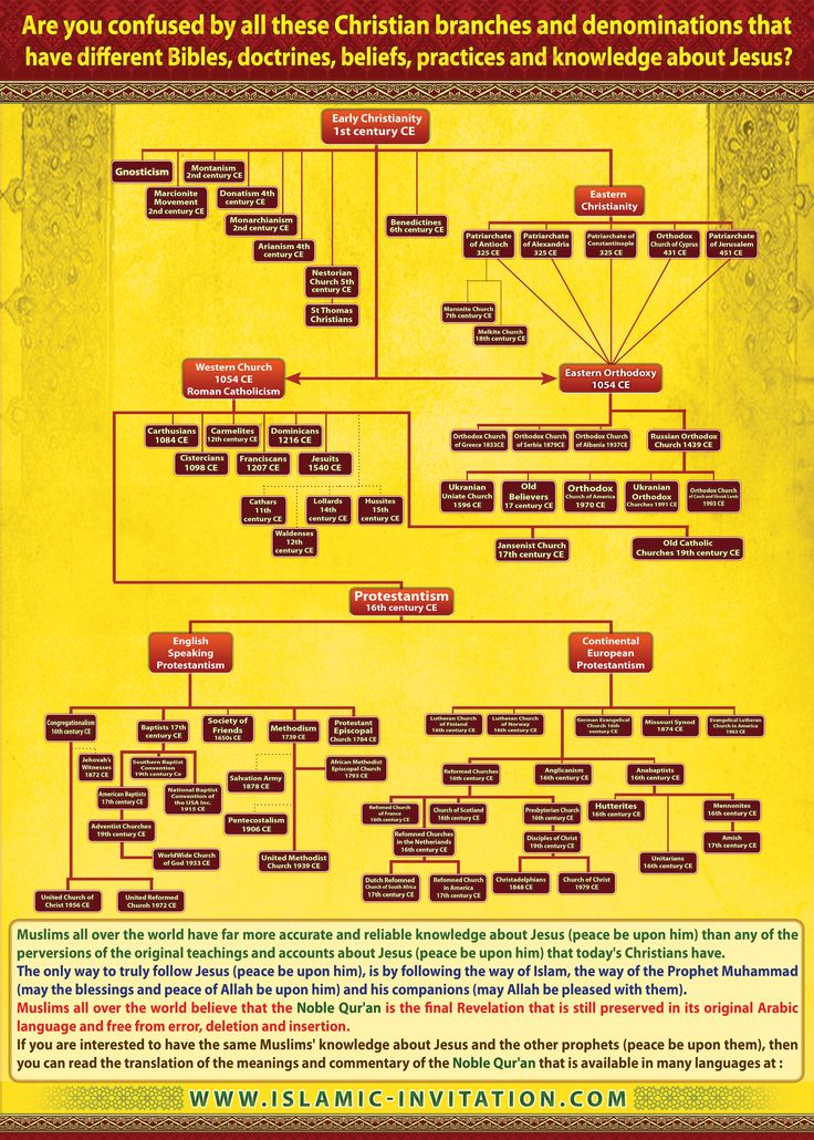 Which muslim sect is the closest to the islam prophet ...
