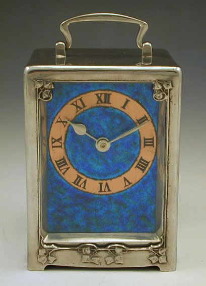 65 best images about carriage clocks on pinterest for Arts and crafts clocks for sale