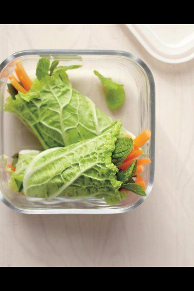 Crunchy Hummus Wraps Recipe — Dishmaps