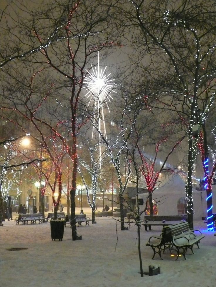 Christmas In Seattle & Bellevue – Free Holiday Activities