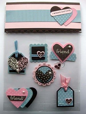 Stampin Up Demonstrator UK: More convention and card candy