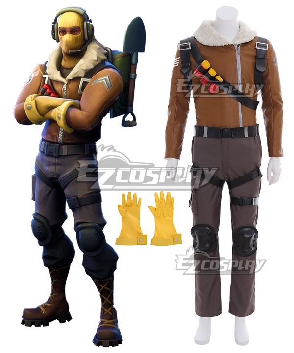 Fortnite Halloween Costumes 2019.Fortnite Battle Royale Raptor Cosplay Costume Halloween