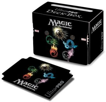 Just listed on our website: MTG - Deck Box - ... Check it out here! http://www.thegamescorner.com.au/products/mtg-deck-box-mana-4-symbol-planeswalker-with-life-counter-60?utm_campaign=social_autopilot&utm_source=pin&utm_medium=pin