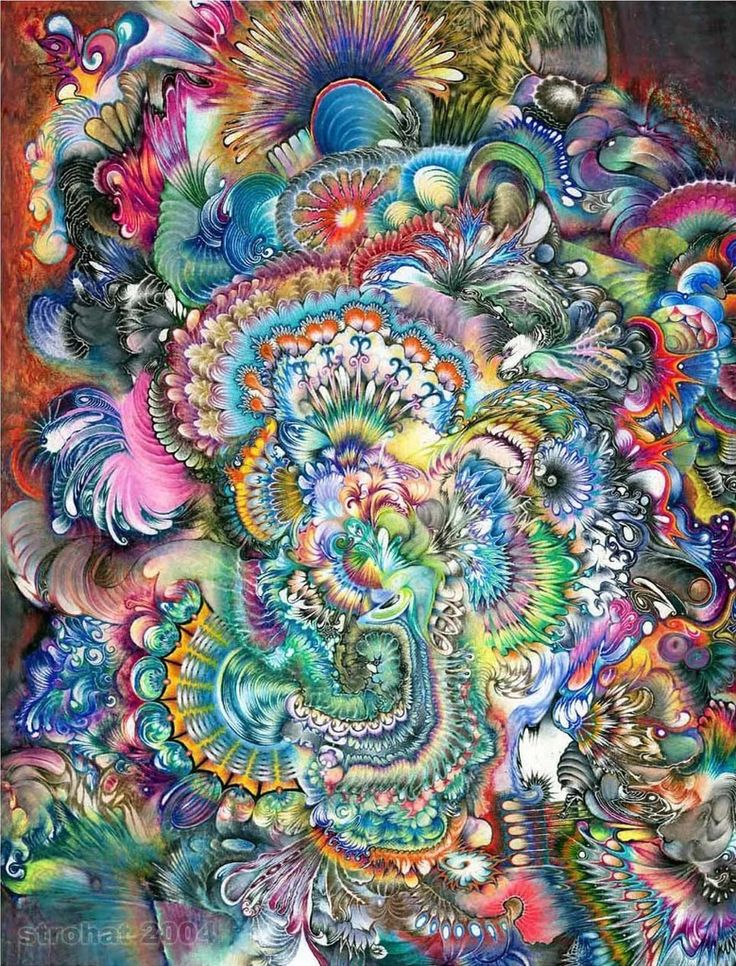 181 Best Images About Psychedelic Art & Other Trippy