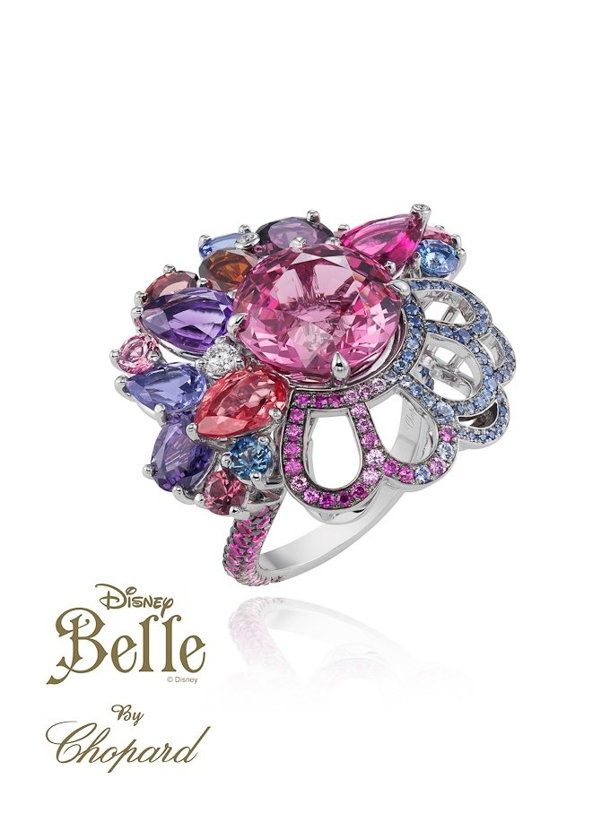 Chopard Disney Belle Inspired Ring Disney Makes Me