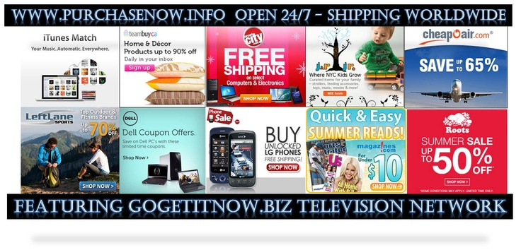 Well know trust trusted merchants...  http://purchasenow.info