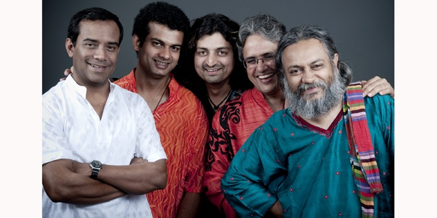 Indian Ocean are an Indian rock band formed in New Delhi in 1990. They are considered to be the pioneers of fusion rock genre in India. Susmit Sen, Asheem Chakravarty, Rahul Ram and Amit Kilam were the member's of the band till Asheem's death on the 25th of December, 2009.