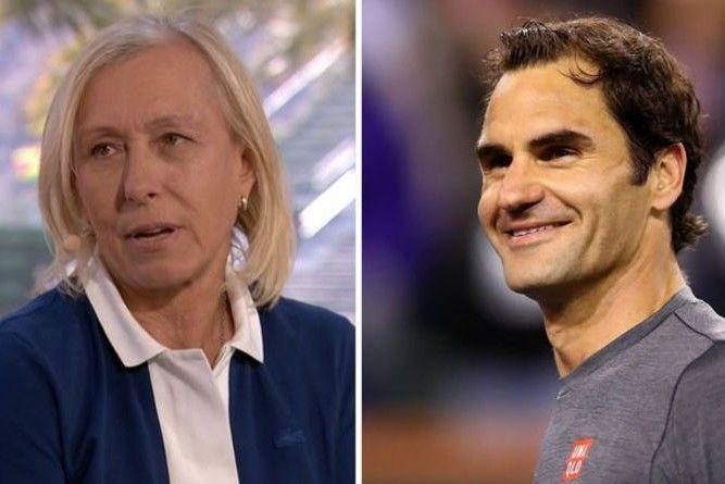 Will Roger Federer play in 2020? Martina Navratilova delivers retirement  verdict — Express | Martina navratilova, Roger federer, Olympic medals