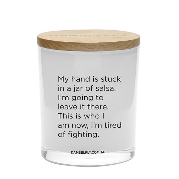 Check out some awesomeness here: http://www.pookipoiga.com/products/my-hand-is-stuck-in-a-jar-of-salsa?utm_campaign=social_autopilot&utm_source=pin&utm_medium=pin